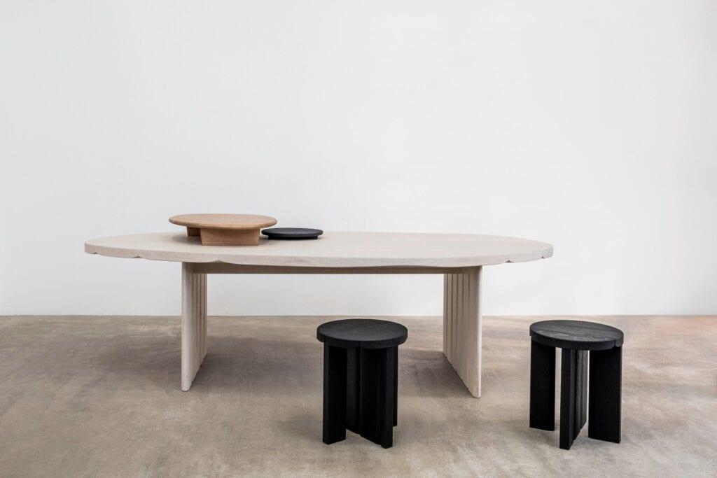 """Premiera projektu """"Connected"""" w Muzeum Designu w Londynie - Sebastian Herkner - Stammtisch"""