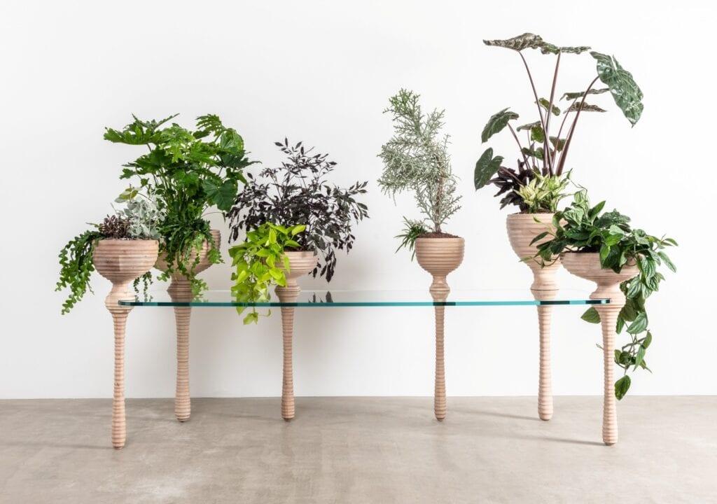 """Premiera projektu """"Connected"""" w Muzeum Designu w Londynie - Thomas Heatherwick - Stem"""