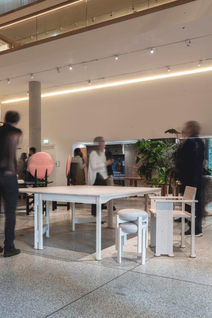 """Premiera projektu """"Connected"""" w Muzeum Designu w Londynie"""