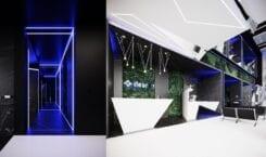 Showroom Deante z niezwykłą ekspozycją od REFORM Architekt