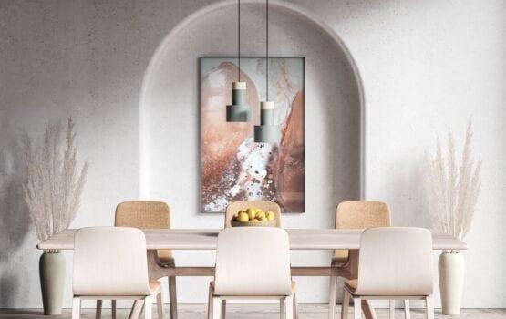 Sztuka we wnętrzu – wybieramy obraz do nowoczesnych przestrzeni