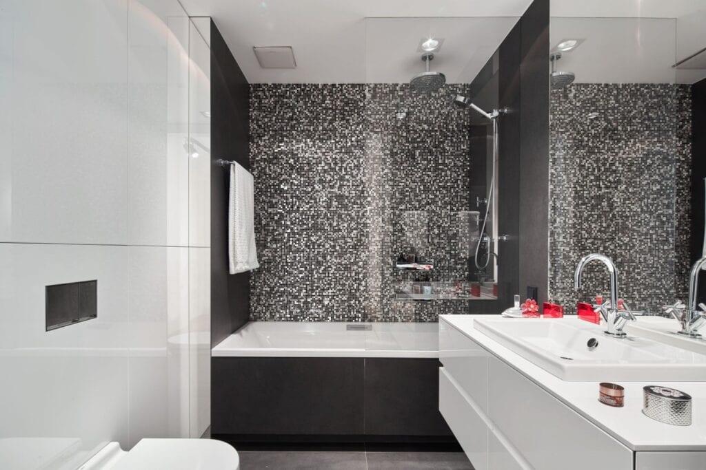 Wygodne, nowoczesne i bez sztampy - mieszkanie projektu Bibi Space - Bibianna Stein-Ostaszewska - foto Olo Studio