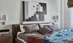 Wygodne, nowoczesne i bez sztampy – mieszkanie projektu Bibi Space