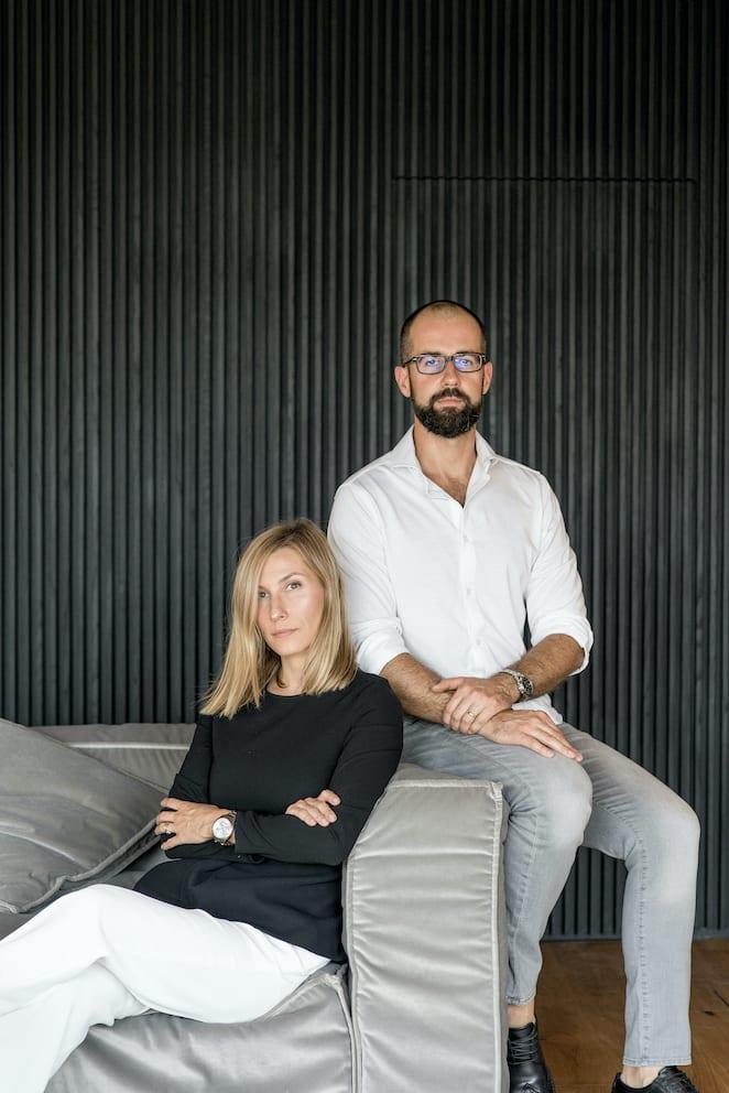 Anna i Krzysztof Paszkowscy - Thurow architekci