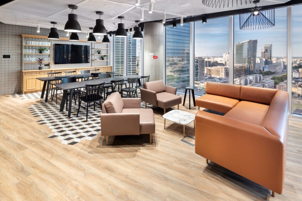 Jak projektować biura dla pokolenia Z - porady od Cushman & Wakefield - foto Szymon Polański