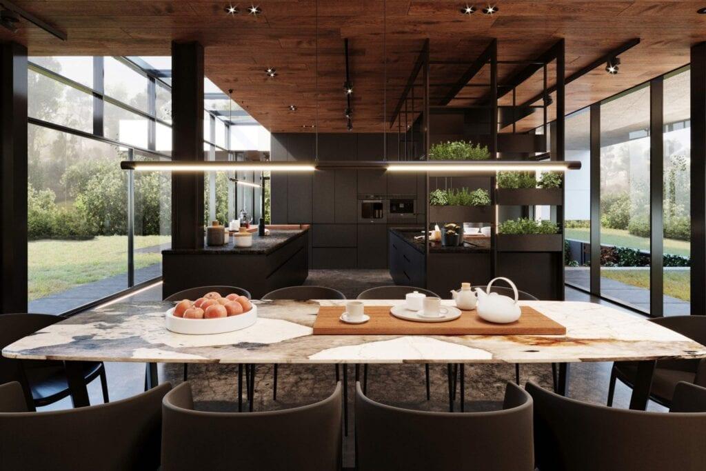 Dom (nie tylko) do zadań specjalnych od KANDO ARCHITECTS