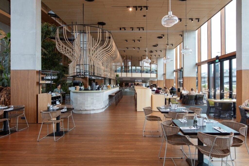 Hotel Jakarta w Amsterdamie - najbardziej ekologiczny hotel w Holandii