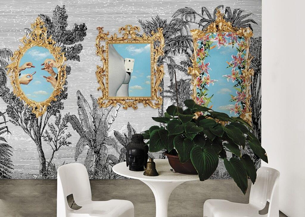 Kolekcja tapet TOILETPAPER Luxury Shit - Maurizio Cattelan