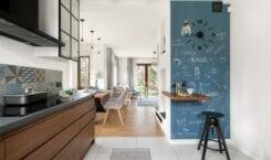 MM Architekci i przytulny dom w nowoczesnym stylu