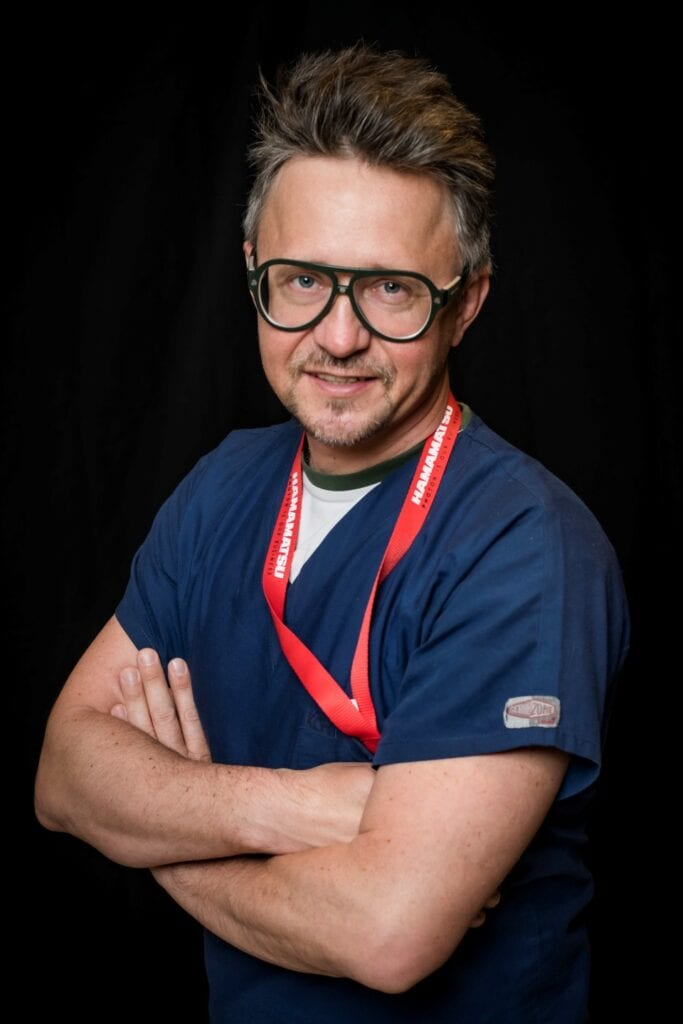 Mudita Breath - prestiżowa nagroda dla polskiego wentylatora medycznego - dr D.Drobiński foto Monika Szałek