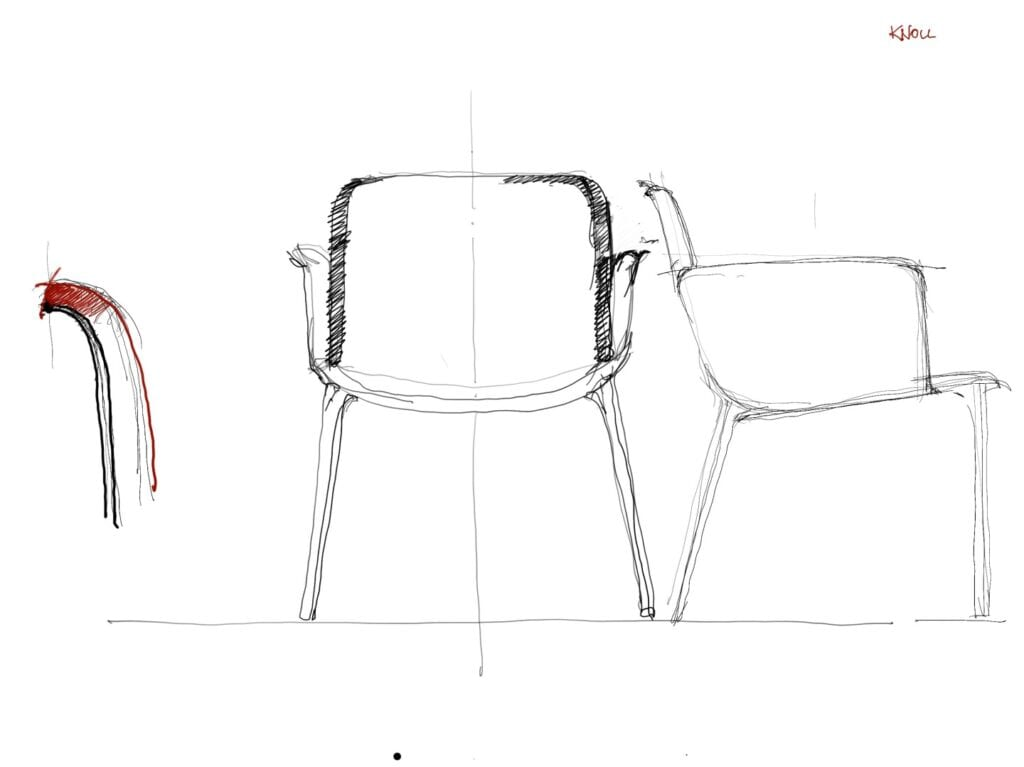 Nowe kolekcje Knoll projektu Piero Lissoniego