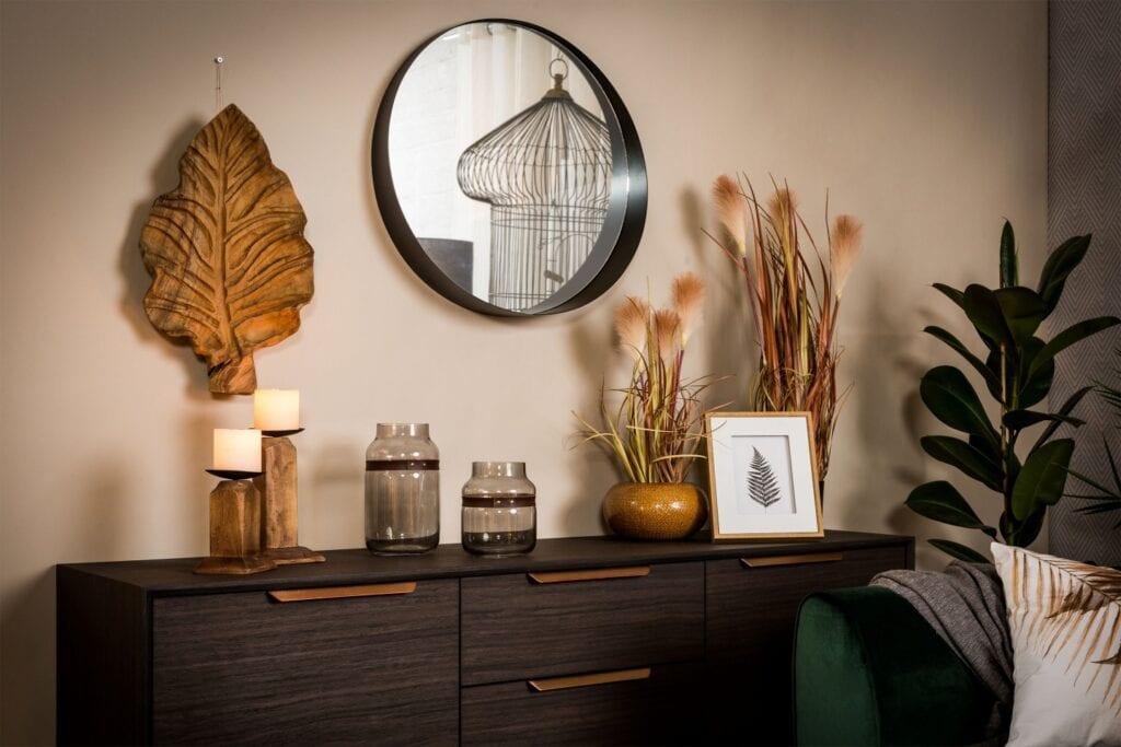 Wnętrzarskie trendy na jesień 2020 – inspiracje od Salonów Agata