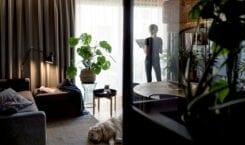 Wyjątkowe mieszkanie projektantów z pracowni We.Make