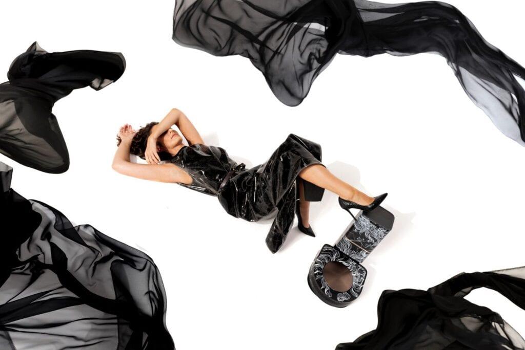 iRobot z wyjątkowymi grafikami autorstwa Anny Halarewicz - foto Arkadiusz Budkiewicz