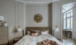 Apartament Mokotowska Chic projektu HOLA Design nagrodzony w European Property…
