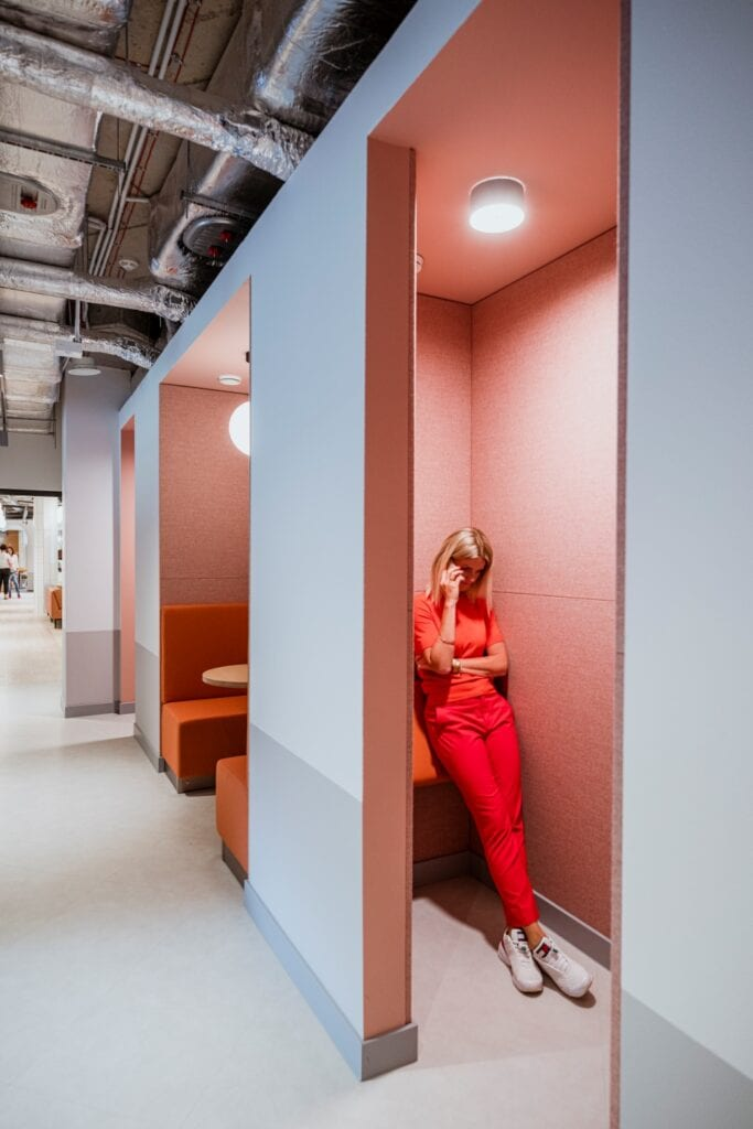 Codelab x umlaut x MIXD - biurowa podróż marzeń - foto Studio Pion