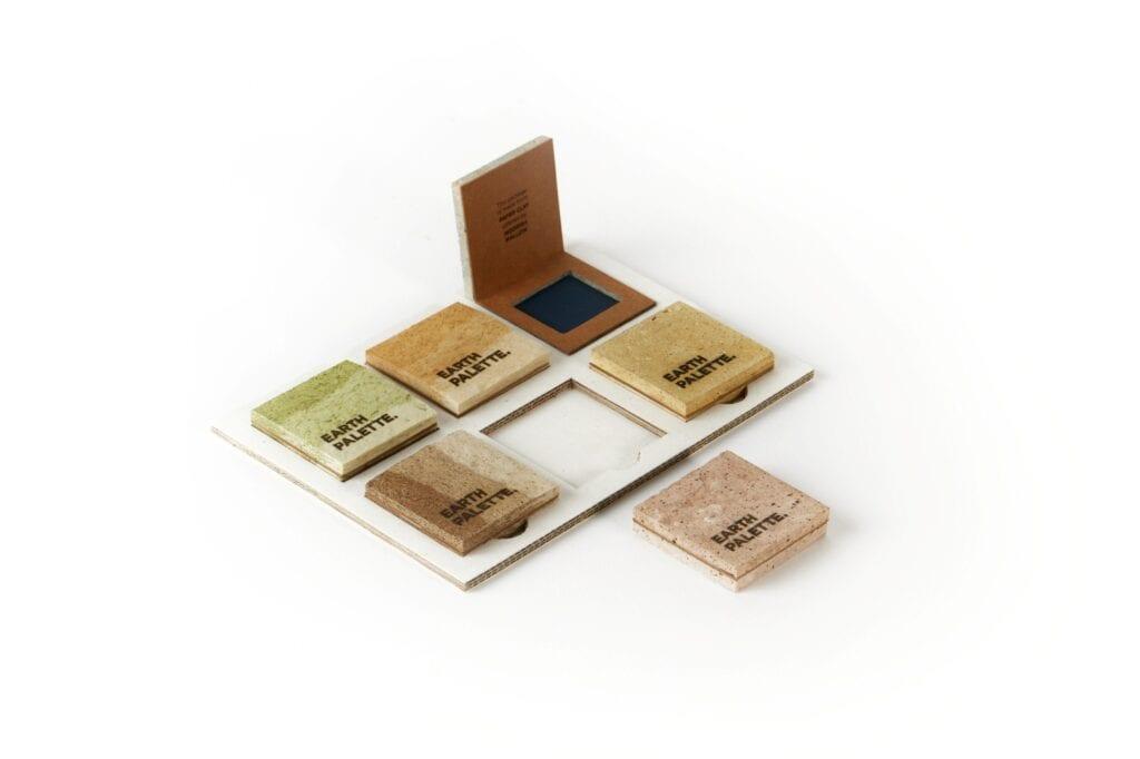Konkurs Model Young Package - Earth Palette - Autor Veronika Janečková