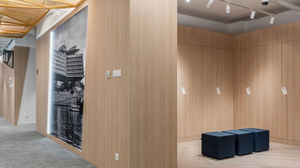 Krakowskie biuro Autodesk projektu The Design Group - zdjęcia fotomohito