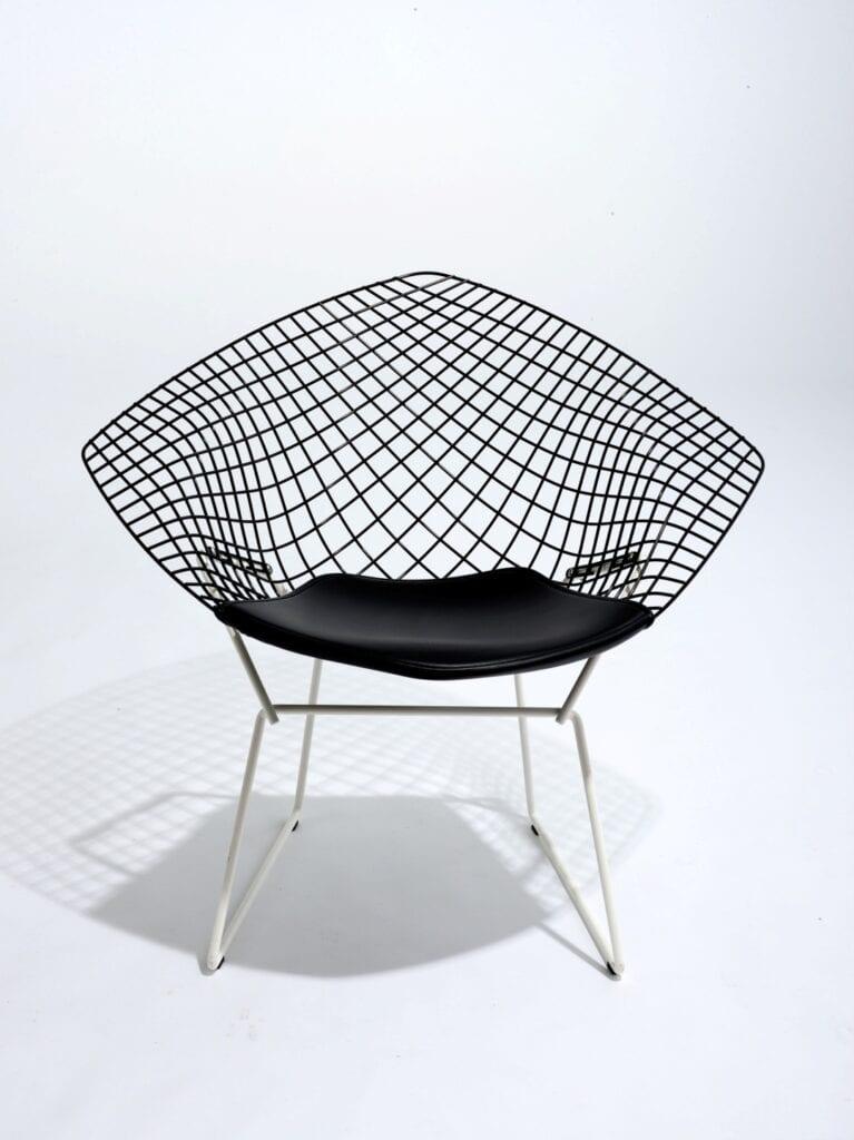 Meble ażurowe - przykłady, pomysły i inspiracje - Bertoia Collection