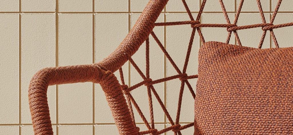 Meble ażurowe - przykłady, pomysły i inspiracje - PANAREA od Pedrali