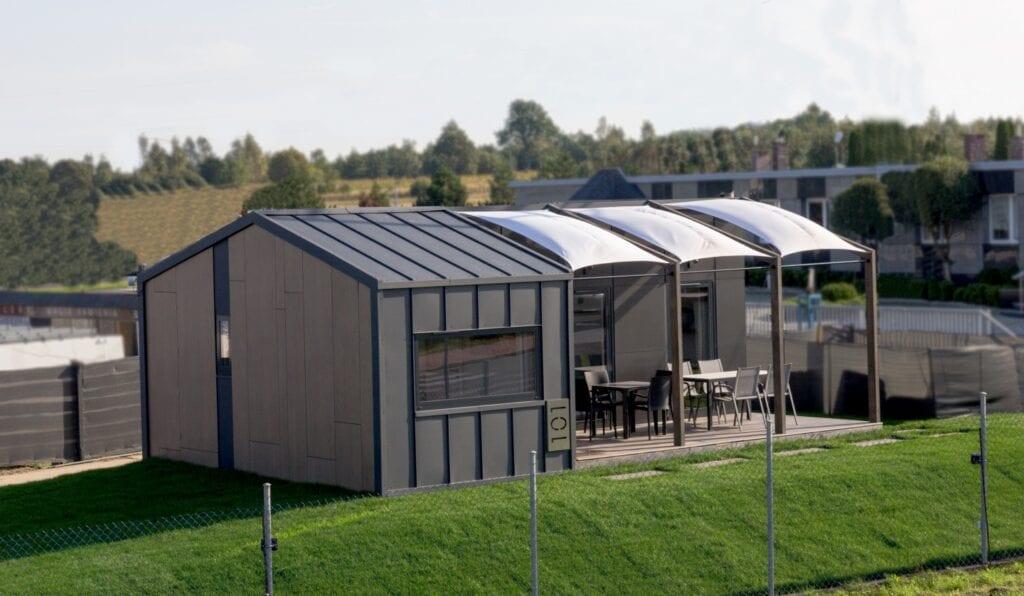 Natura Home - modułowe domy gotowe w jeden dzień