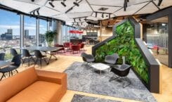 Biuro Cushman & Wakefield projektu Massive Design