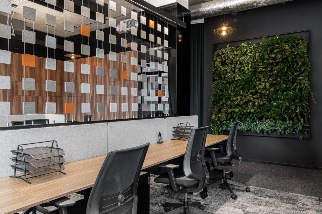 Nowicki Design Collective i biuro wrocławskiego oddziału firmy Tias - zdjęcie Fotomohito