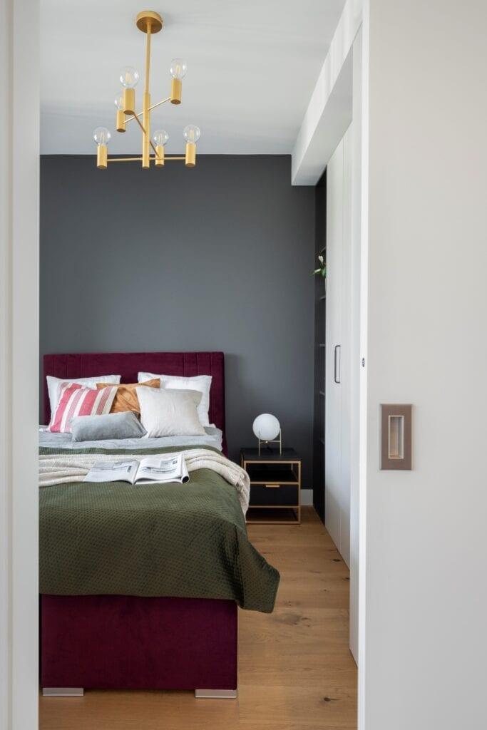 Nowoczesne i funkcjonalne mieszkanie na wynajem projektu Decoroom - Zdjecia i stylizacja: Marta Behling, Pion Poziom – fotografia wnętrz
