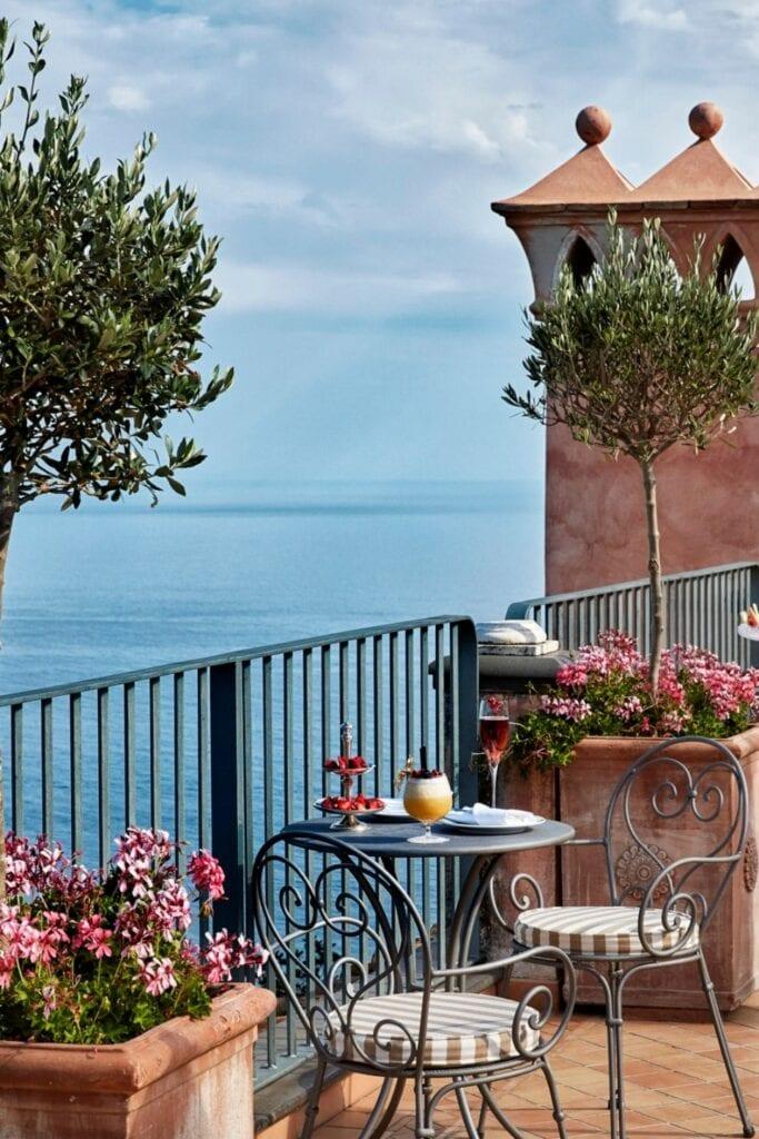 Palazzo Avino - wyjątkowy hotel na Wybrzeżu Amalfi