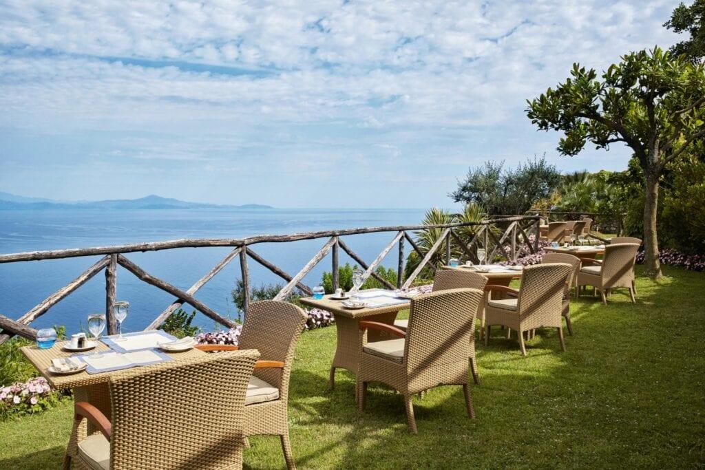 Palazzo Avino - wyjatkowy hotel na Wybrzeżu Amalfi