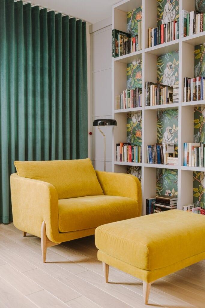 Pracownia A+A i dwa światy w warszawskim mieszkaniu - zdjęcia PION Studio