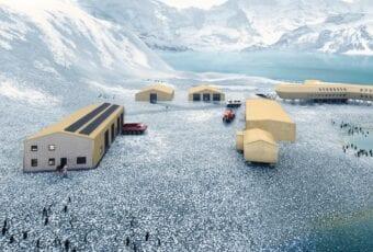 Projekt nowej stacji naukowo-badawczej na Antarktydzie
