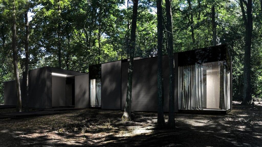 RE: DARK HOUSE - projekt pracowni REFORM Architekt