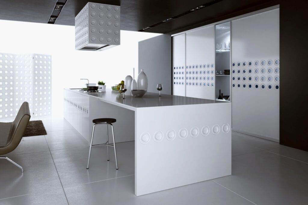 Sposoby na aranżację kuchni z salonem - porady od marki KOMANDOR