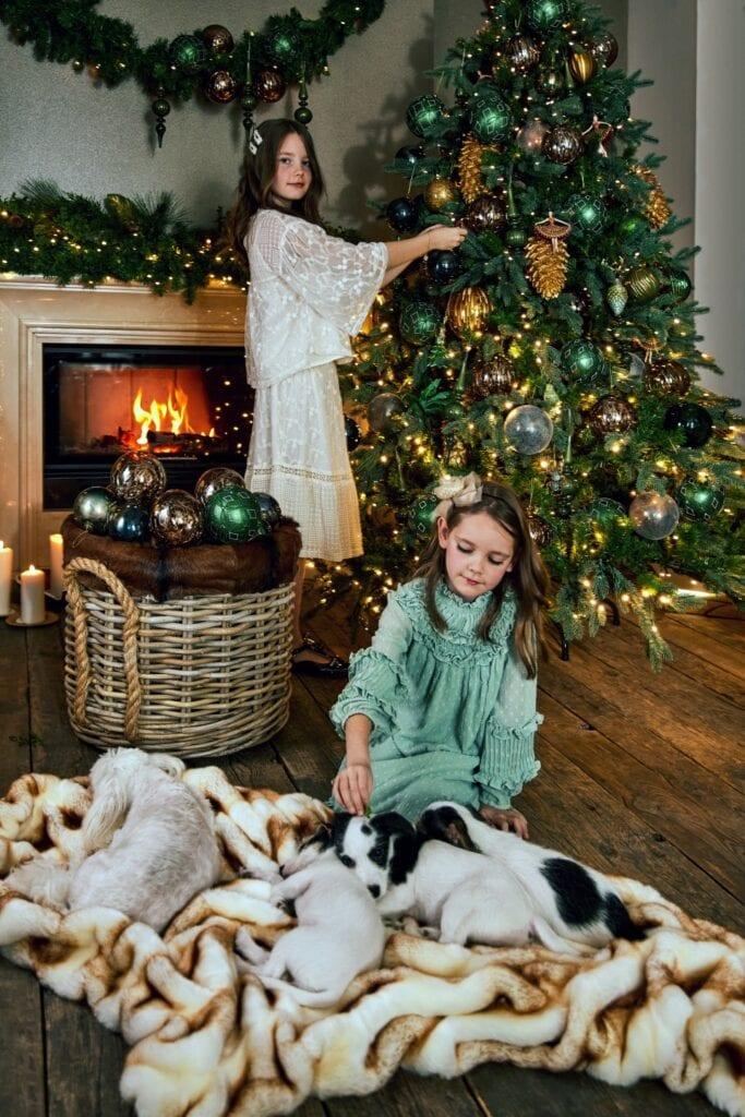 Świąteczne ozdoby i dekoracje od Miloo Home - foto Marta Wojtal