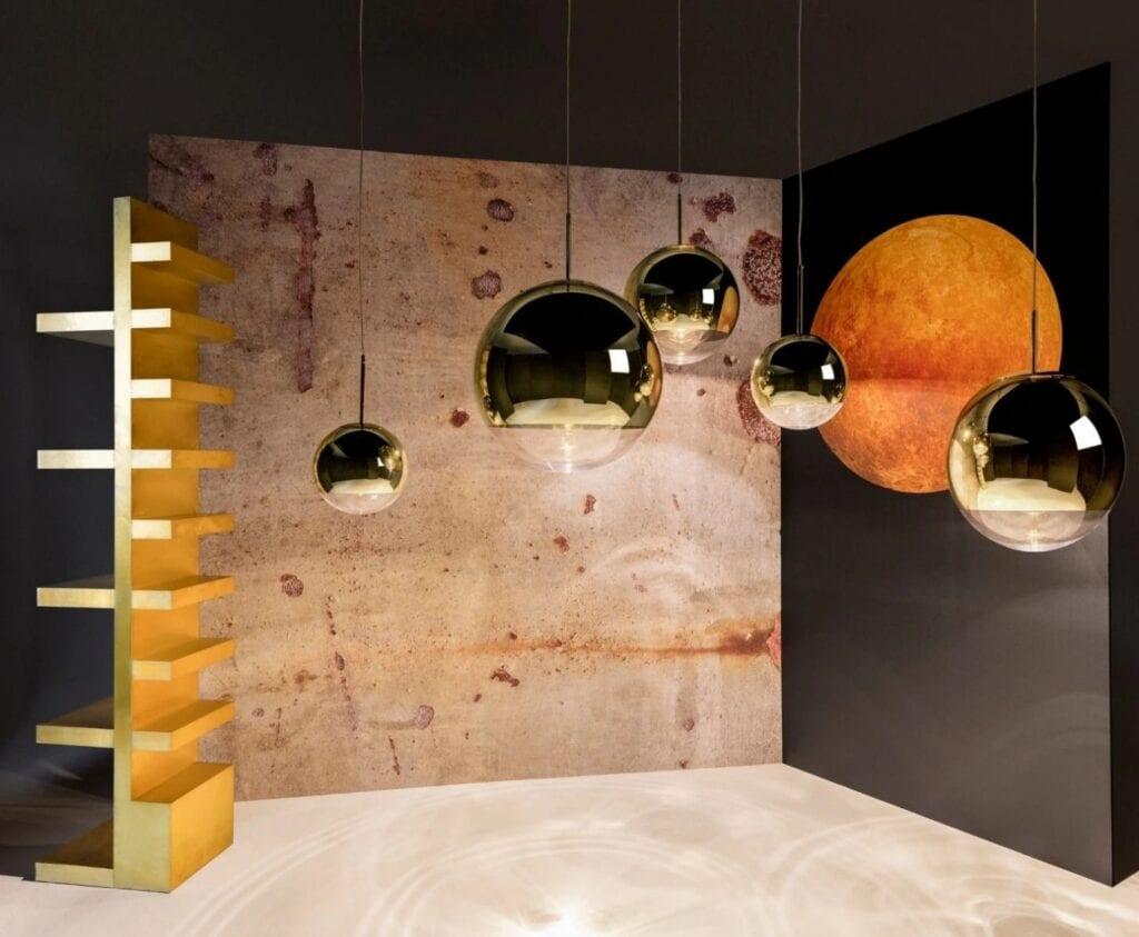 Tom Dixon - brytyjski projektant i wizjoner - Mirror Ball