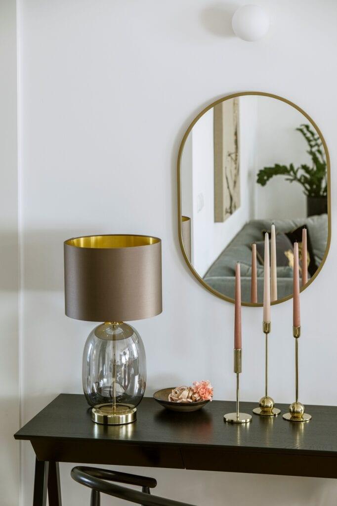 #wspierampolskidesign - mieszkanie w stylu modern-classic ze świątecznym akcentem