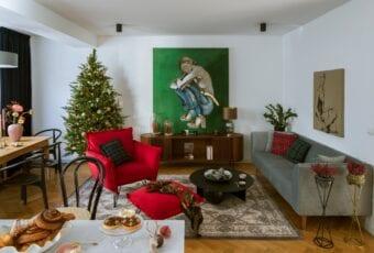 #wspierampolskidesign – mieszkanie w stylu modern-classic