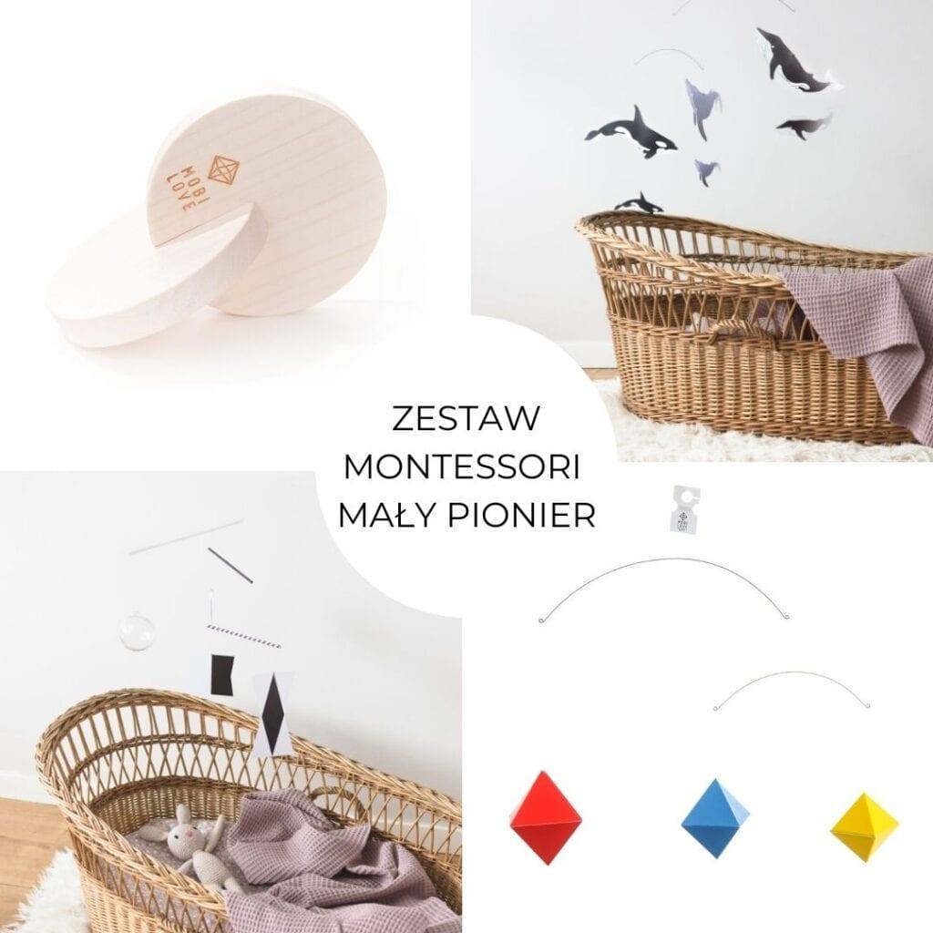 7 pomysłów na prezent świąteczny dla dziecka - Zestaw Montessori - Mały Pionier