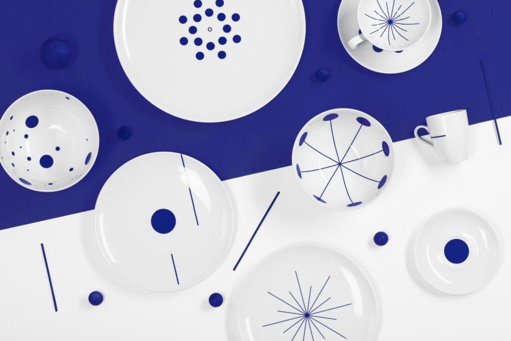 7 pomysłów na prezent świąteczny dla kobiety - Porcelana od marki Wzorowe Towarzystwo