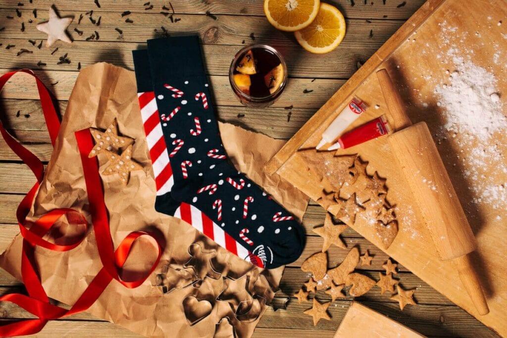 7 pomysłów na prezent świąteczny dla mężczyzny - skarpetki Many Mornings