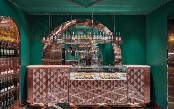 Bar VyTA Farnese – nowoczesność w renesansowym stylu