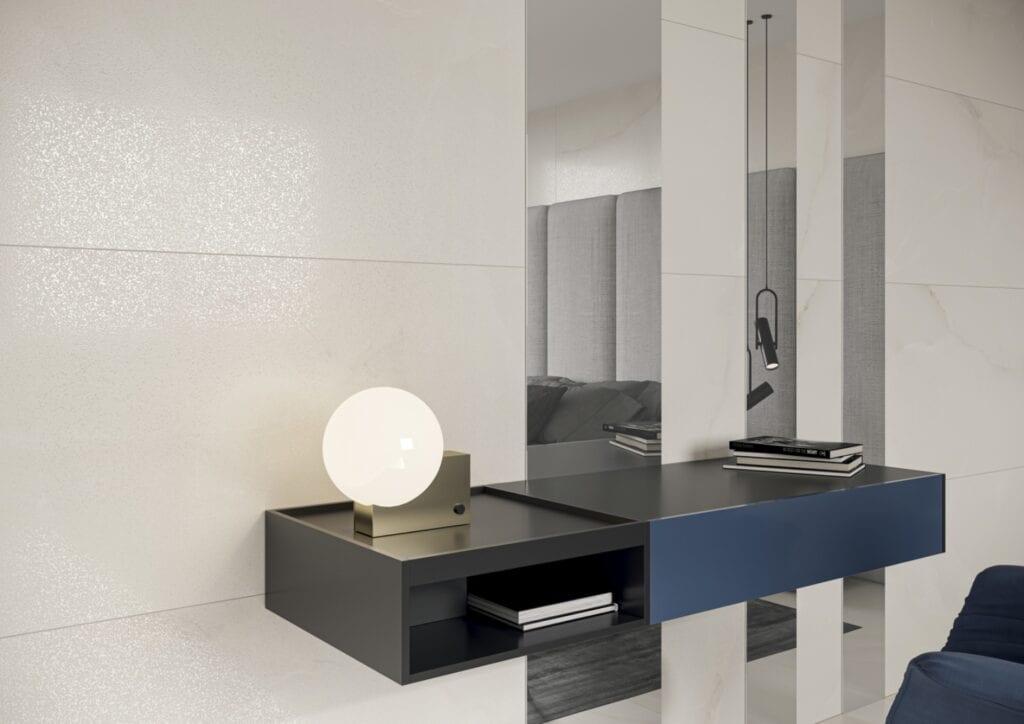Elegantstone - piękno białego onyksu inspiracją kolekcji Ceramiki Paradyż