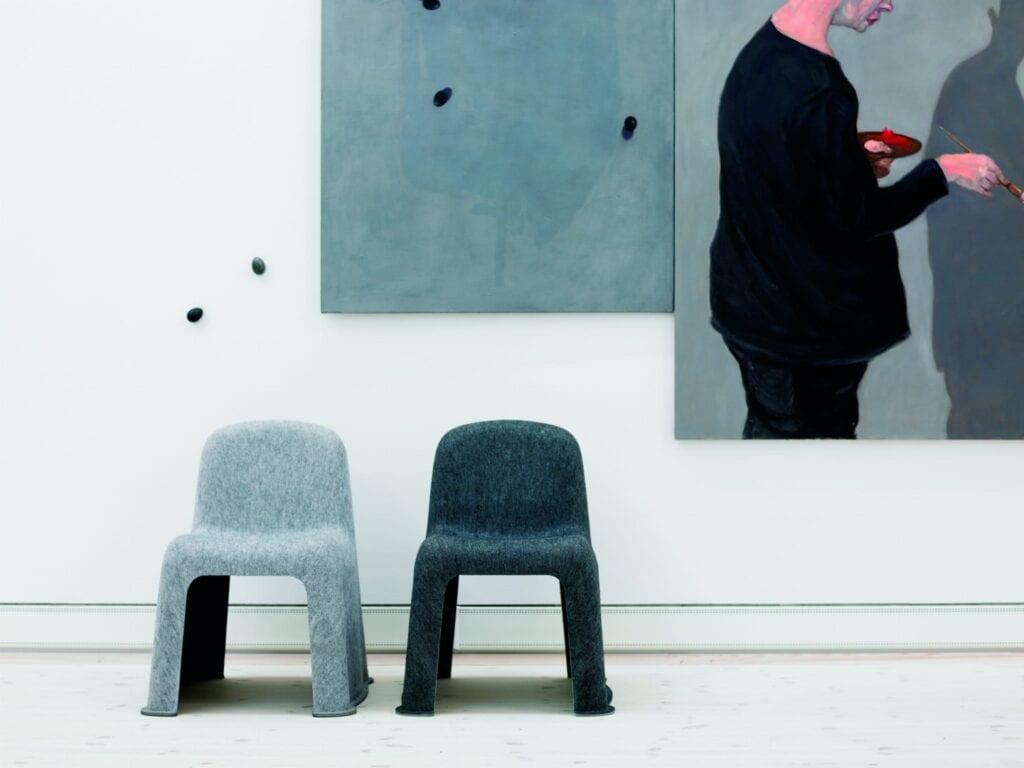 HAY - skandynawski minimalizm w najlepszym wydaniu - Krzesło Nobody