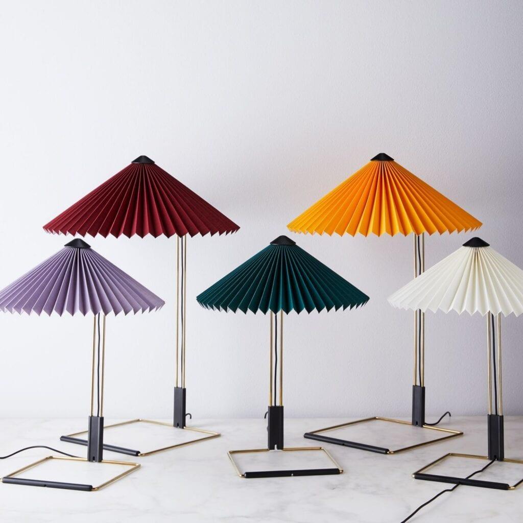 HAY - skandynawski minimalizm w najlepszym wydaniu - Matin Table Lamp, Inga Sempé