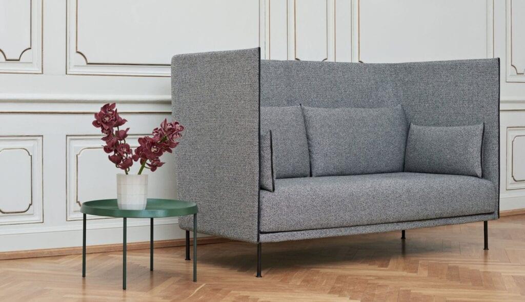 HAY - skandynawski minimalizm w najlepszym wydaniu - Sofa Silhouette