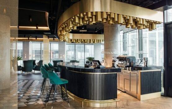 Hotel Crowne Plaza – The Warsaw HUB