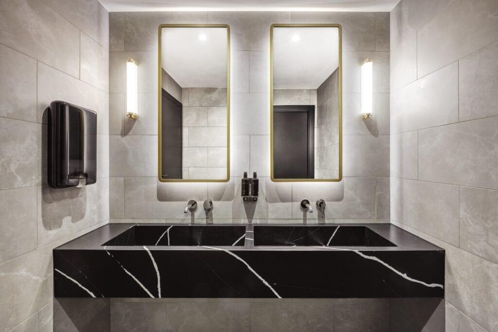 Hotel Crowne Plaza - The Warsaw HUB - Foto i stylizacja: JAM Kolektyw