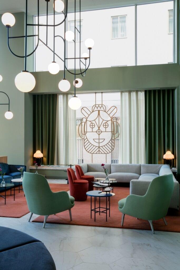 Jaime Hayon - design, humor i emocje - Hotel Barceló Torre de Madrid