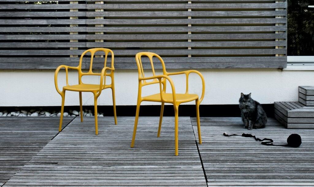 Jaime Hayon - design, humor i emocje - Krzesło Milà - Magis